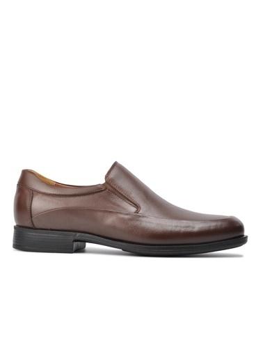 Ayakmod 822 Kahve Hakiki Deri Comfort Günlük Ayakkabı Kahve